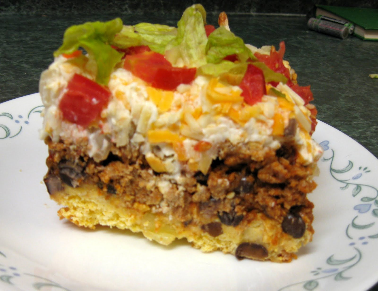 How To Make Taco Corn Bread Casserole