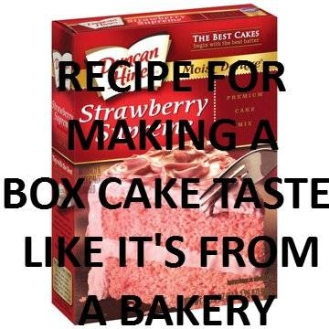 How To Make Easiest Homemade Cake