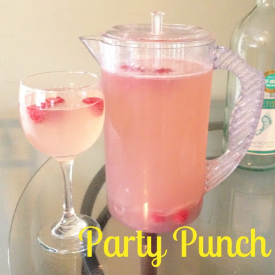 How To Make Party Punch