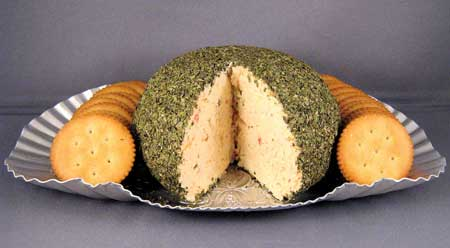 parsley cheese ball