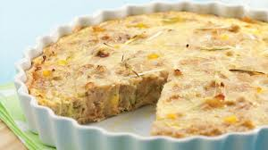 How to Make Tuna Quiche