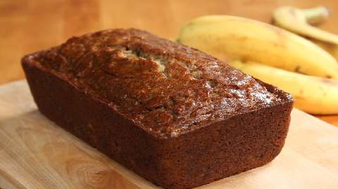 How to Make Banana Loaf