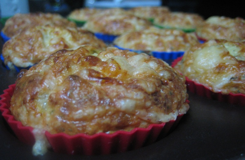 How to Make Cottage Cheese Muffins
